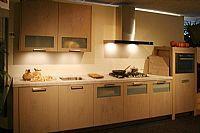 Stijlvolle rechte keuken (Y119)