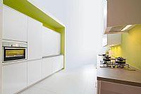 Rechte keuken met schuifwand 12.4