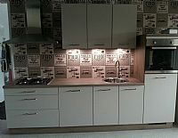 actie keuken 290cm
