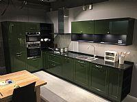 Hoogglans gelakte keuken