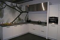 keuken wit Shape structuur wit