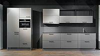 Rechte keuken Design Gelakt 29 (U)