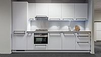 Rechte keuken met Siemens 27 (NE)