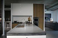 Eiken eiland keuken, KitchenAid, Pitt-cooking
