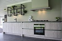 Sherwood keuken met Siemens apparatuur