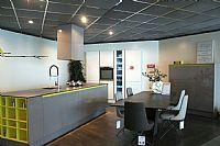 Frisse design eilandkeuken, Y39