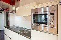 Trendy greeploze keuken (A59)