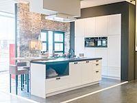 Prachtige modern, landelijke keuken
