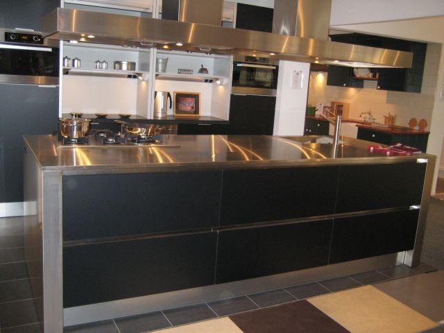 Mat Zwarte Keuken : Mat zwarte keuken interesting gallery of keuken wit en zwart mat