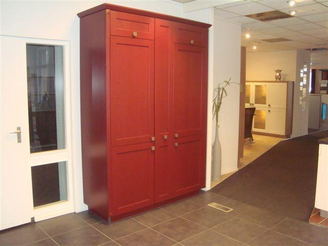 De voordeligste woonwinkel van nederland - Aardewerk rode keuken ...