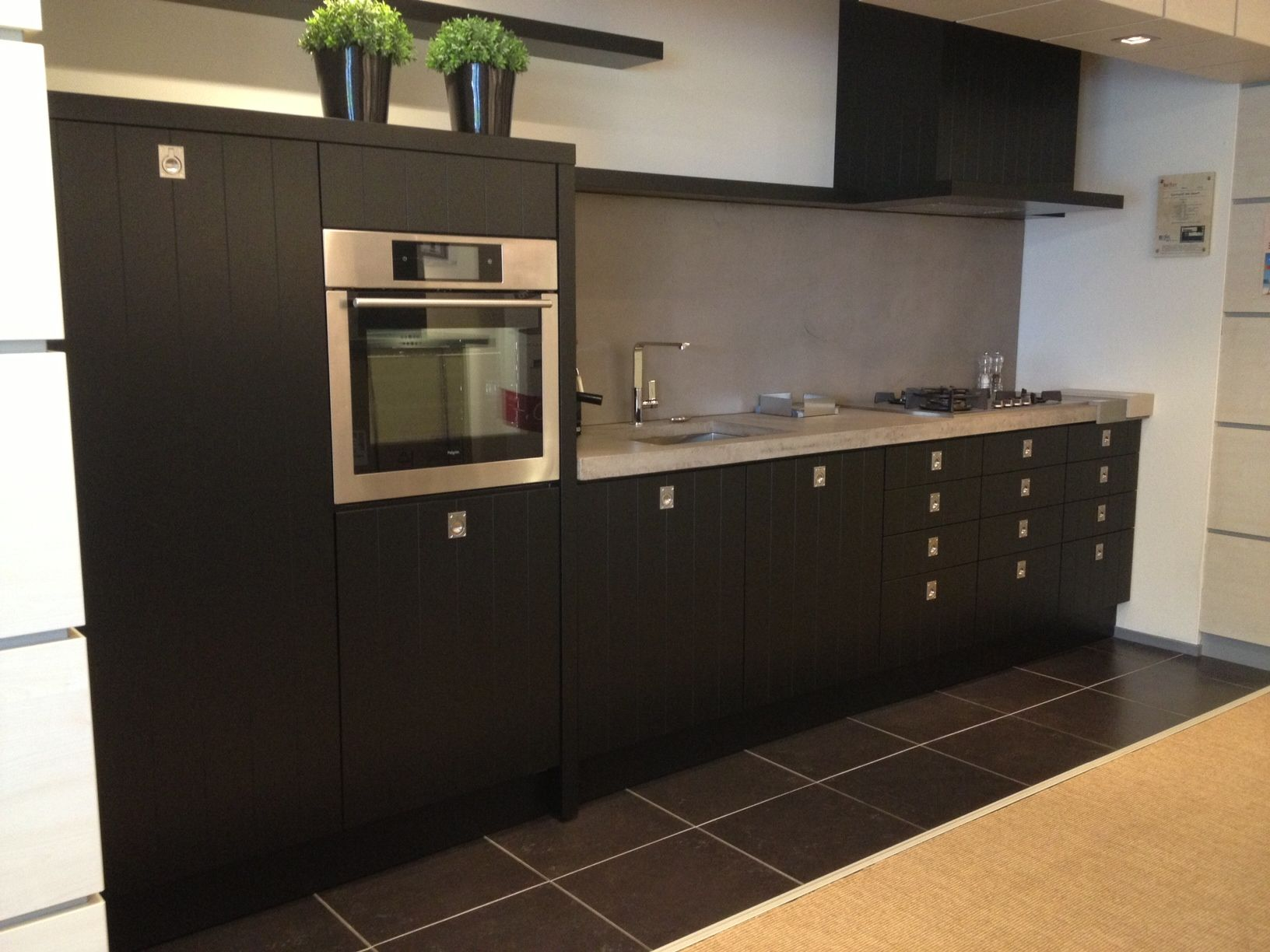 Keukens Zwartwit Nieuwenhuizen : Keukens zwartwit nieuwenhuizen eigen huis en tuin