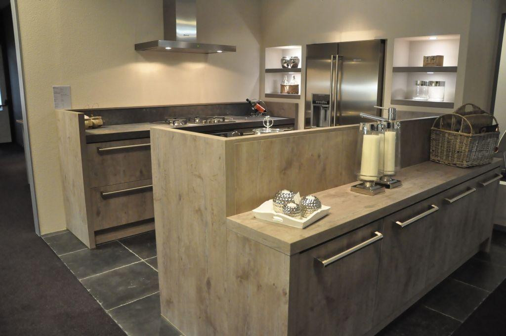 ... woonwinkel van Nederland! : Eiken-look parallelle Keller Elba [33554